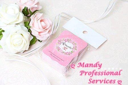 各式包裝用小吊卡-可用來搭配自己的棉花糖