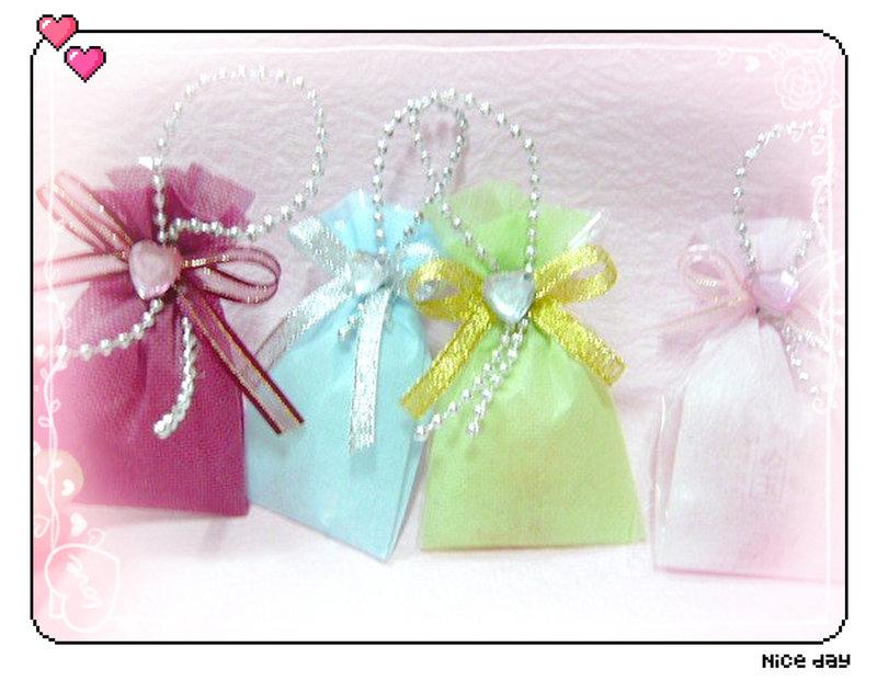 純手工精緻可愛小糖袋