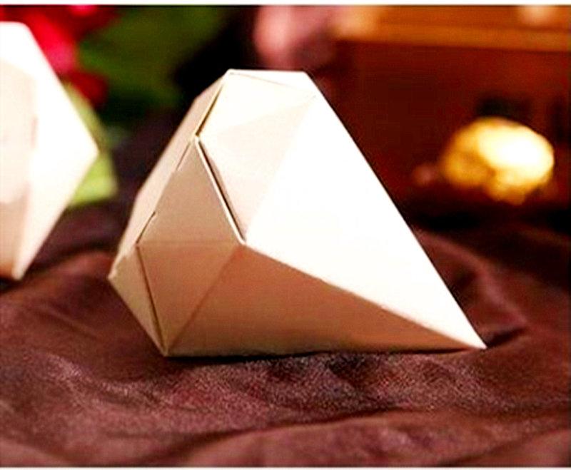米色鑽石糖盒