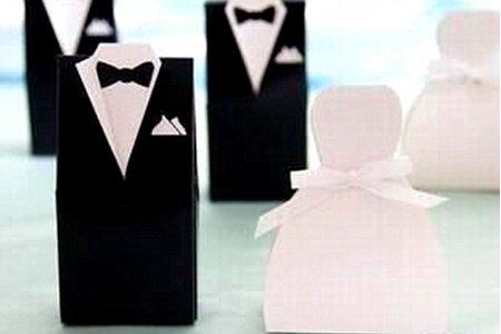 新款-喜糖盒.附喜糖 婚禮小物 新郎新娘