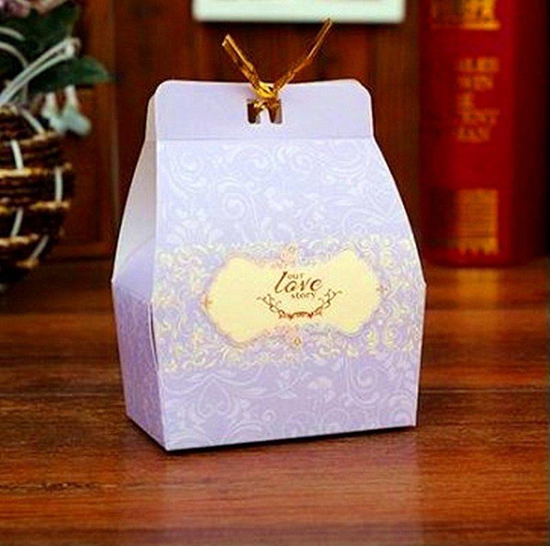 浪漫一生喜糖盒 #附贈喜糖