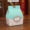 綠色歐式花紋喜糖盒 喜糖袋 紗袋 紗網 婚禮小物 紗袋 香皂花包裝袋 結婚禮品