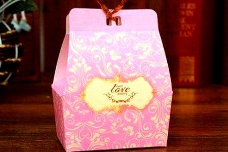 浪漫一生喜糖盒 附贈喜糖 桌上禮 二進禮