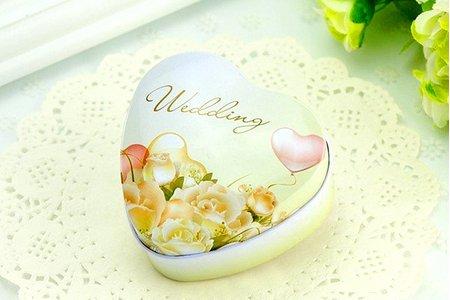 I L U&wedding愛心喜糖盒