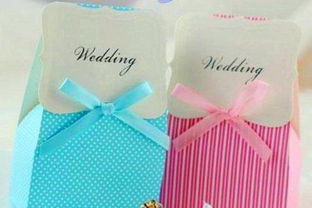 歐式結婚喜糖包裝 婚慶喜糖盒子 回禮