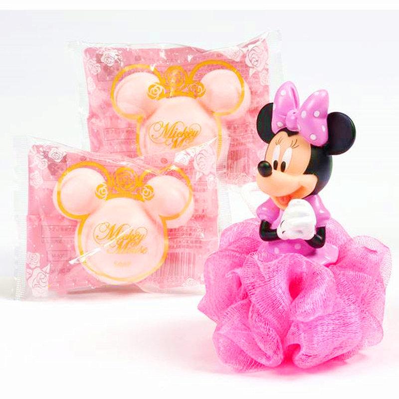 日本進口 卡通人物香皂禮盒 ~ 米妮款