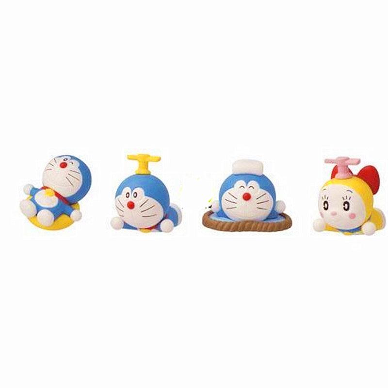 日本進口 多拉A夢 入浴驚喜球沐浴球