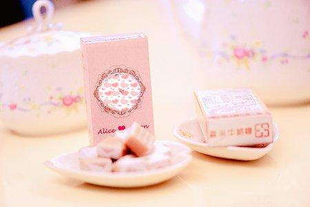 沁琳婚禮婚禮小物 甜蜜森永牛奶糖 專屬個人化婚禮牛奶糖 已包裝完整