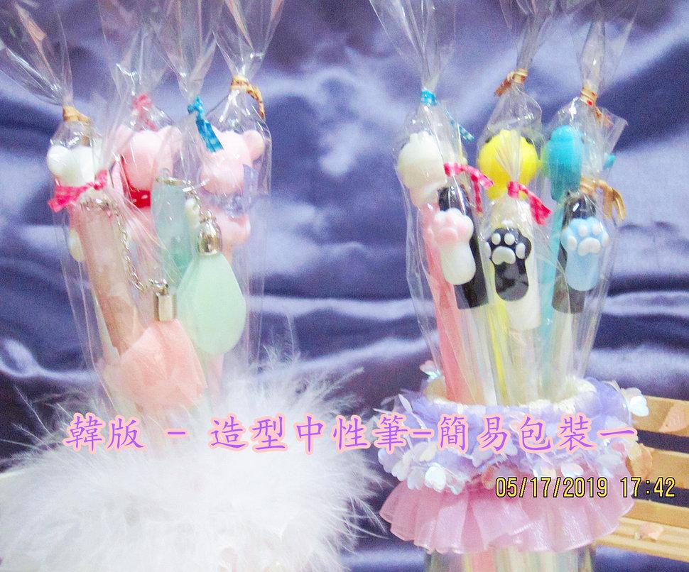 韓版 - 造型中性筆-簡易包裝一3 - 沁琳婚禮品/創意小物 禮俗用品/婚禮統籌 - 結婚吧