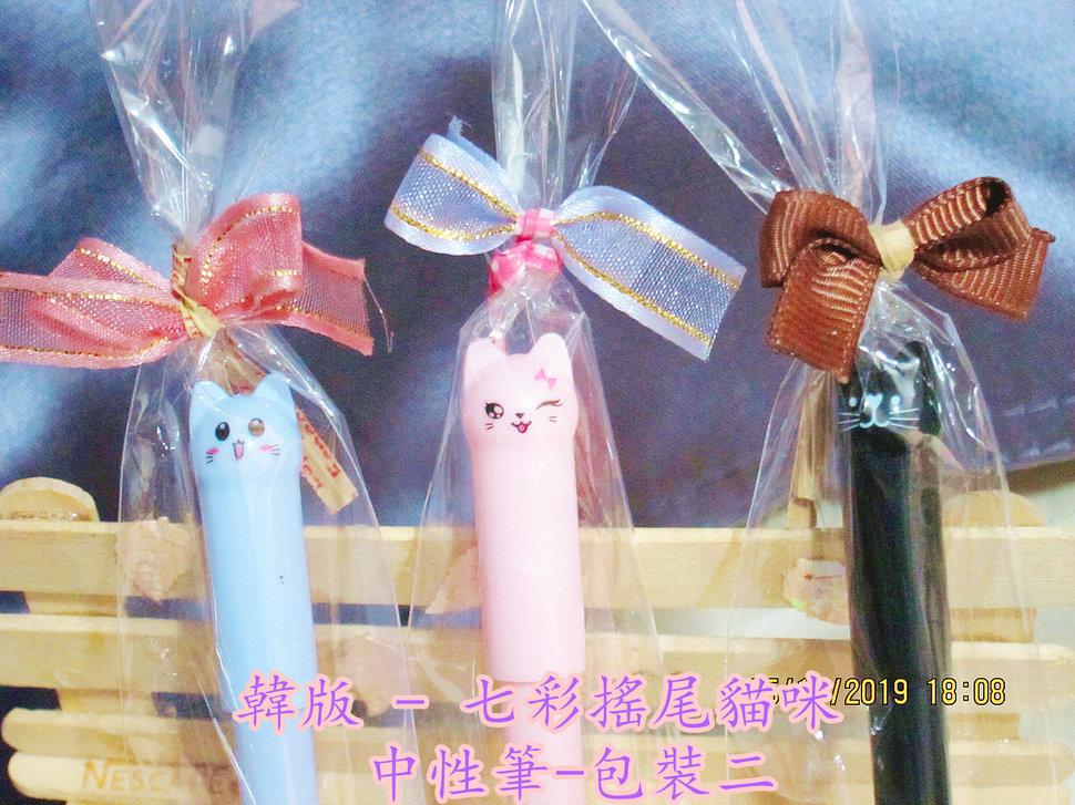 韓版 - 七彩搖尾貓咪中性筆-包裝二 - 沁琳婚禮品/創意小物 禮俗用品/婚禮統籌 - 結婚吧