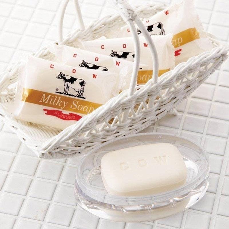 日本製 COW牛乳石鹼 牛乳香皂-金
