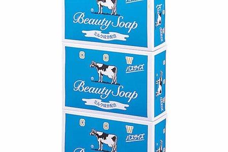 日本製造單顆盒裝香皂組135gx3盒一組