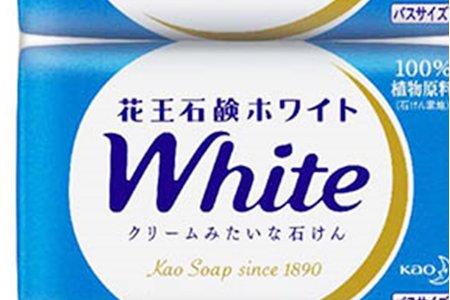 日本進口 花王kao White 香皂
