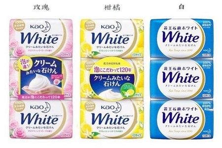 沁琳婚禮 沁琳婚禮品 沁琳創意小物 進口花王香皂禮盒系列組