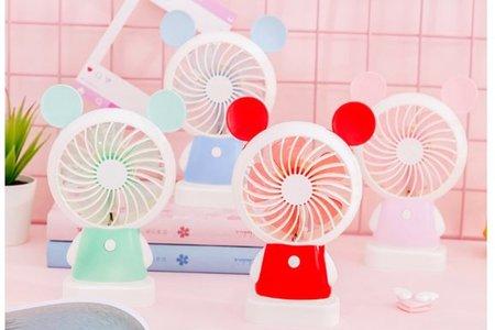 沁琳婚禮 迷你小風扇 USB可充電小電風扇 婚禮小物 活動贈品 開學禮 學生攜帶式手持小型電動風扇 床上寢室靜音小風扇 辦公室小電風扇
