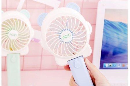 沁琳婚禮 夏季usb迷你可充電手持風扇