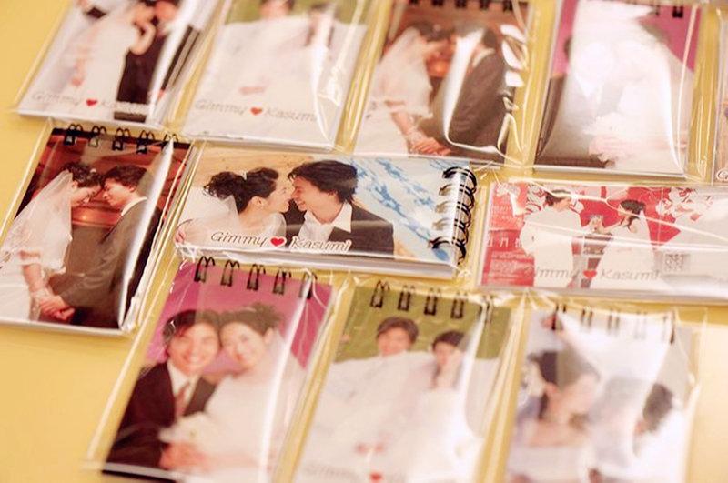 沁琳婚禮 MIT設計製造【memo筆記本