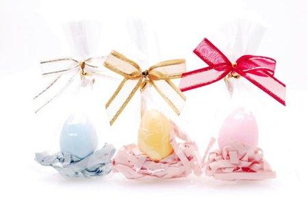 沁琳婚禮品 手工彩蛋香皂-不挑色