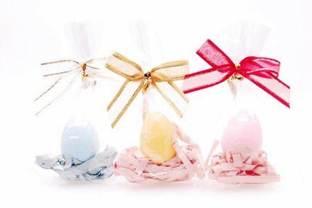 沁琳婚禮品 沁琳婚禮小物 手工彩蛋香皂-不挑色