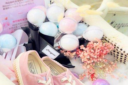 沁琳婚禮/獨家特殊棉花糖/婚禮小物/派對小品/Candy bar