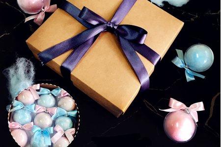 沁琳禮品 獨家節慶手工棉花糖禮品 禮盒