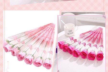 玫瑰花束加厚款-新品 現貨 情人節 婚禮