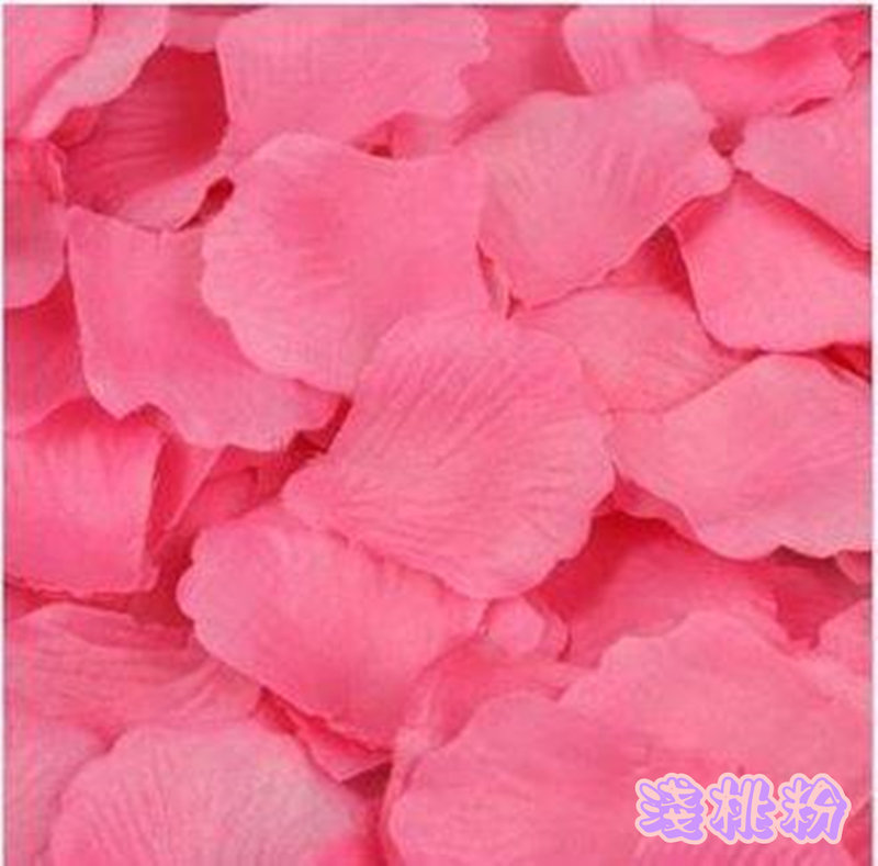 玫粉色=淺桃粉