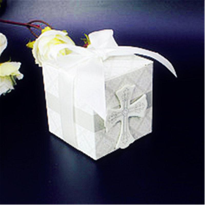 十字架喜糖盒 婚禮喜糖盒 糖盒 婚禮小物
