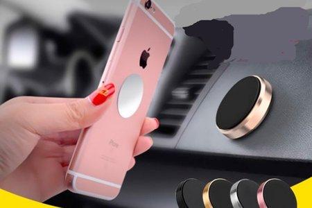 超磁吸支架 多功能車用手機支架 360度