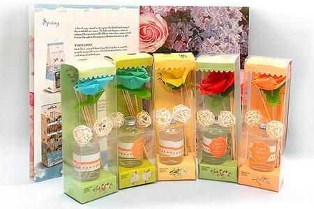 現貨日式玫瑰花朵 花香系列香氛 擴香套組 NT$ 98 - 150