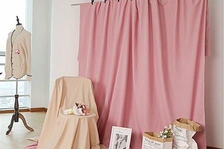 [台灣現貨]婚宴會場佈置 小資女佈置 拍照攝影 網紅直播 單色小號背景布 拍攝道具 (120*100cm)