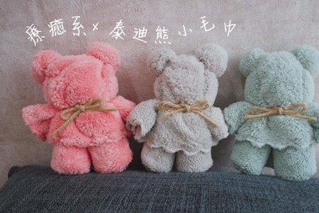 最新上架-100%MIT純手工製做泰迪熊