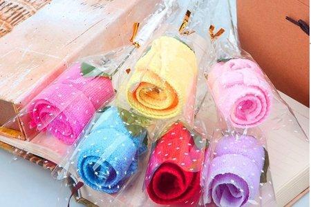 最新公告由於今年玫瑰毛巾受大陸疫情影響