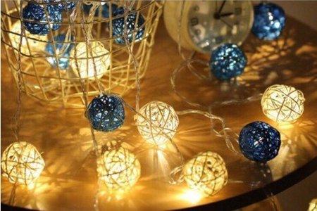 [台灣現貨]極美LED 銅線燈
