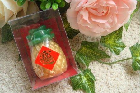 可愛旺旺來&港式小發糕手工造型香皂