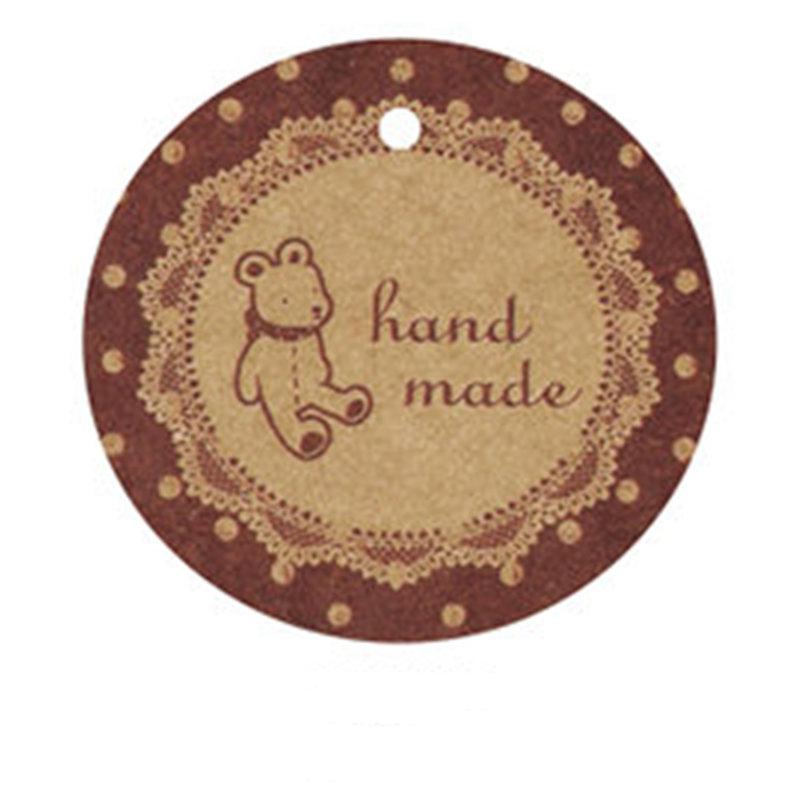 台灣設計印製高級泰迪小熊吊卡