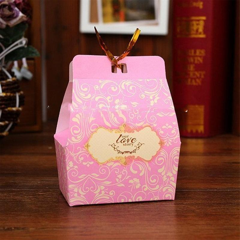 #歐式♥ℓﻉﻻ٥♥喜糖盒 #歐風♥ℓﻉﻻ