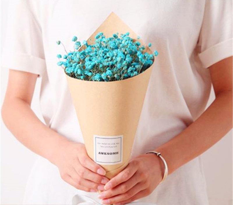 ✿大滿天星乾燥花 Awesome花束