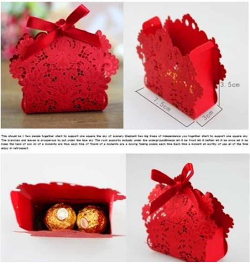 婚禮禮物 精緻中國風優質 質感版雕喜糖盒