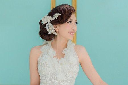 瑪格麗特婚紗攝影新娘造型