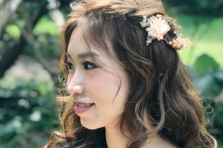 Shan cheng婚紗外拍造型