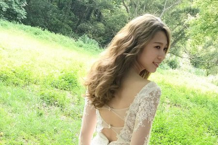 昆娜婚紗外拍