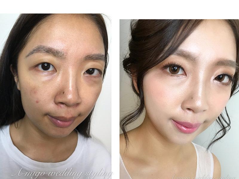 單妝髮+媽媽妝髮方案作品