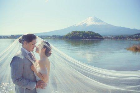海外婚紗(日本/澳門地區)