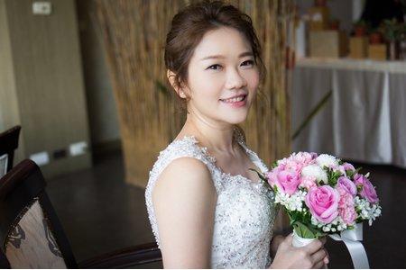 推薦桃園新娘秘書 周薇薇新娘秘書 戶外婚禮