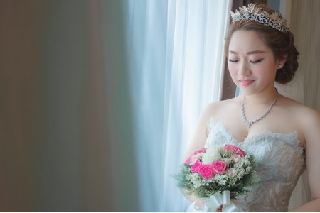 台北推薦新娘秘書 桃園新娘秘書 周薇薇