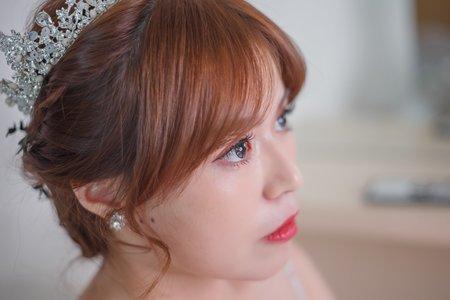 新娘秘書白紗造型