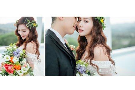 婚禮紀錄(平面攝影)