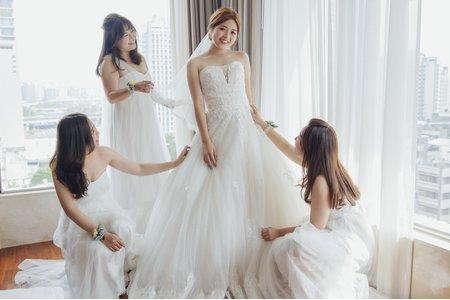 台中商旅婚禮紀錄