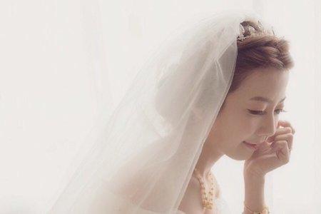 結婚儀式+(午、晚)宴客3造型(不跟妝)